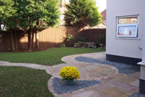 David Arlington Patio and Garden Design Project - Potters Bar