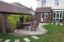 Wendy Guilder New Back Garden Design Project - St Albans